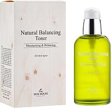 Düfte, Parfümerie und Kosmetik Feuchtigkeitsspendendes und ausgleichendes Gesichtstonikum für alle Hauttypen - The Skin House Natural Balancing Toner