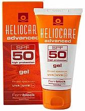 Düfte, Parfümerie und Kosmetik Sonnenschutzgel für das Gesicht SPF 50 - Cantabria Labs Heliocare Advanced Gel SPF 50