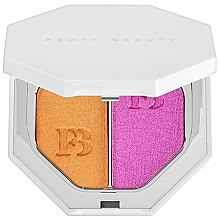 Düfte, Parfümerie und Kosmetik Highlighter - Fenty Beauty by Rihanna Killawatt Foil Freestyle Highlighter Duo