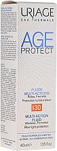 Gesichtsfluid für normale bis Mischhaut SPF 30 - Uriage Age Protect Multi-Action Fluid SPF30 — Bild N2