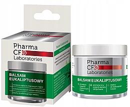 Düfte, Parfümerie und Kosmetik Beruhigender Massage-Körperbalsam mit Eukalyptus - Pharma CF
