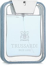 Düfte, Parfümerie und Kosmetik Trussardi Blue Land - Eau de Toilette (Tester)