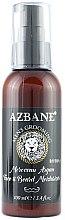 Düfte, Parfümerie und Kosmetik Feuchtigkeitsspendende Gesichts- und Bartcreme mit Arganöl - Azbane Men's Grooming Face & Beard Moisturizer