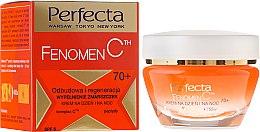 Düfte, Parfümerie und Kosmetik Gesichtscreme für reife Haut 70+ - Perfecta Fenomen C 70+ Cream