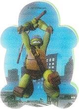 Düfte, Parfümerie und Kosmetik Kinder-Badeschwamm Die Ninja Turtles Leonardo 1 - Suavipiel Turtles Bath Sponge