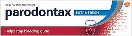 Düfte, Parfümerie und Kosmetik Zahnpasta Extra Fresh gegen Zahnfleischbluten - Parodontax Extra Fresh