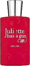 Düfte, Parfümerie und Kosmetik Juliette Has a Gun Mmmm... - Eau de Parfum