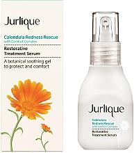 Düfte, Parfümerie und Kosmetik Regenerierendes und beruhigendes Gesichtsserum gegen Rötungen mit Ringelblume - Jurlique Calendula Redness Rescue Restorative Treatment Serum