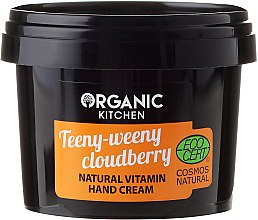 Düfte, Parfümerie und Kosmetik Handcreme mit Moltebeere - Organic Shop Organic Kitchen Teeny-Weeny Cloudberry Hand Cream