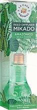 Düfte, Parfümerie und Kosmetik Raumerfrischer Jungle & Wood - La Casa de Los Aromas Mikado Reed Diffuser