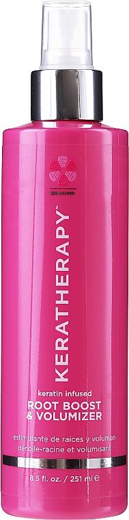 Haarspray für mehr Fülle und Volumen mit Keratin - Keratherapy Keratin Infused Root Boost and Volumizer 8.5 OZ — Bild N1