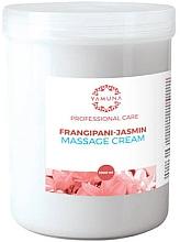 Düfte, Parfümerie und Kosmetik Aufweichende Körpermassagecreme mit Frangipani und Jasminduft - Yamuna Massage Cream