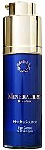 Düfte, Parfümerie und Kosmetik Feuchtigkeitsspendende Augenkonturcreme - Mineralium Hydra Source Eye Cream