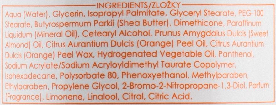 Körperlotion mit Orangenbutter - Ziaja Orange Butter Body Lotion — Bild N2