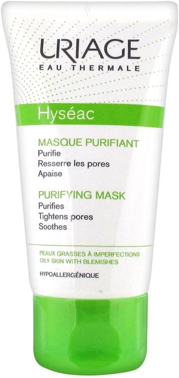Gesichtsreinigungsmaske - Uriage Hyseac Purifying Mask — Bild N1