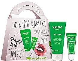 Düfte, Parfümerie und Kosmetik Gesichtspflegeset - Weleda Skin Food (Gesichtscreme 30ml + Lippenbalsam 8ml)