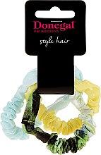 "Düfte, Parfümerie und Kosmetik Haargummis ""Hair Band Amazing"" Farb-Mix 3 St. FA-5531 - Donegal"
