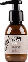 Düfte, Parfümerie und Kosmetik Beruhigendes After Shave Gel - Nook Dear Beard After Shave Gel
