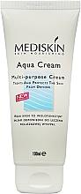 Düfte, Parfümerie und Kosmetik Mehrzweck-Wassercreme für das Gesicht - Mediskin Aqua Cream