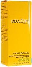 Düfte, Parfümerie und Kosmetik Revitalisierendes Fußgel - Decleor Circulagel Refreshing Toning Gel