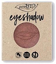 Düfte, Parfümerie und Kosmetik Mattierender Lidschatten Nachfüller - PuroBio Cosmetics Ecological Eyeshadow Matte Refill