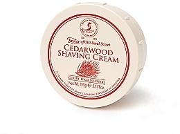 Düfte, Parfümerie und Kosmetik Rasiercreme mit Zedernholzduft - Taylor of Old Bond Street Cedarwood Shaving Cream Bowl