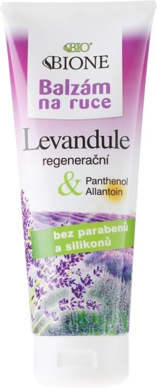 Handbalsam für jede Haut - Bione Cosmetics Lavender Hand Ointment