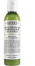 Düfte, Parfümerie und Kosmetik Stärkende Öl-in-Creme mit Oliven und Avokadoöl - Kiehl's Strengthening and Hydrating Hair Oil-in-Cream