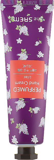 Parfümierte Handcreme Flieder - The Saem Perfumed Lilac Hand Cream