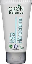 Düfte, Parfümerie und Kosmetik Handcreme - Gron Balance Hand Cream