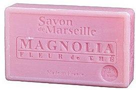 Naturseife mit Magnolien- und Teeblumen - Le Chatelard 1802 Soap Magnolia and Tea Flowers