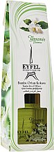 Düfte, Parfümerie und Kosmetik Raumerfrischer Jasmine - Eyfel Perfume Jasmine Reed Diffuser