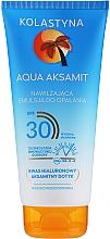 Düfte, Parfümerie und Kosmetik Feuchtigkeitsspendende Sonnenschutzemulsion für den Körper SPF 30 - Kolastyna Aqua Aksamit Suncare Emulsion SPF 30