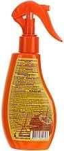 Wasserfestes Sonnenschutzöl mit Weizenkeimöl SPF 25 - My caprice  — Bild N2