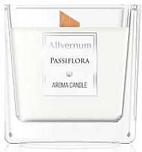 Düfte, Parfümerie und Kosmetik Duftkerze Passiflora - Allverne Home&Essences Candle Passiflora