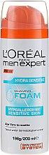 Düfte, Parfümerie und Kosmetik Rasierschaum für empfindliche Haut - L'Oreal Paris Men Expert