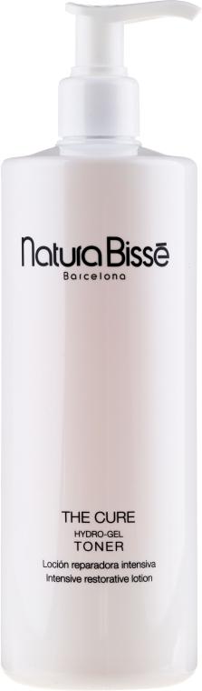 Erfrischendes Hydrogel-Tonikum für das Gesicht mit Lavendel- und Rosmarinöl - Natura Bisse The Cure Hydro-Gel Toner — Bild N2