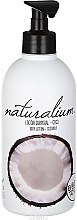 Düfte, Parfümerie und Kosmetik Nährende Körperlotion mit Kokosduft - Naturalium Body Lotion Coconut