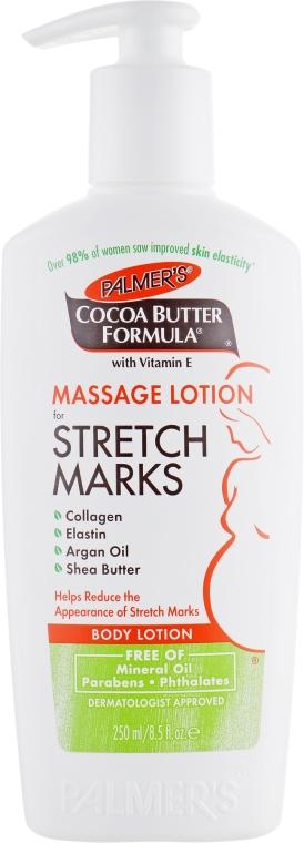 Massagelotion mit Kakaobutter gegen Schwangerschaftsstreifen - Palmer's Cocoa Butter Formula Massage Lotion for Stretch Marks
