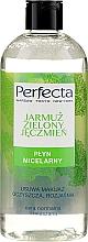 Düfte, Parfümerie und Kosmetik Mizellenwasser mit Gemüsekohl und grüner Gerste - Perfecta