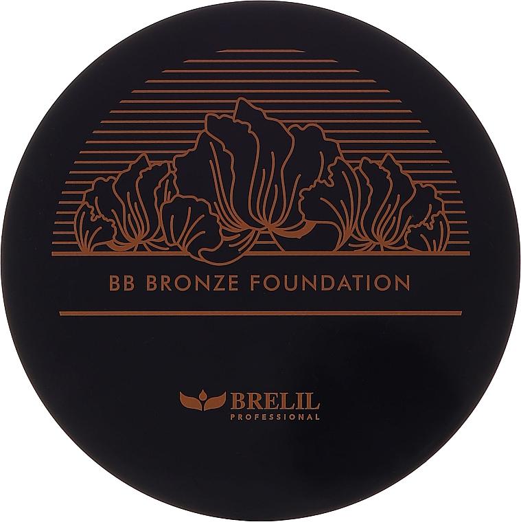 Foundation mit Bronze-Effekt - Brelil Professional BB Bronze Foundation — Bild N1