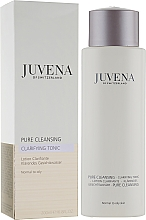 Düfte, Parfümerie und Kosmetik Klärendes Gesichtswasser für fettige und normale Haut - Juvena Pure Cleansing Clarifying Tonic