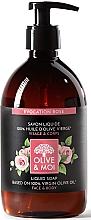 Düfte, Parfümerie und Kosmetik Flüssigseife mit Olivenöl - Saryane Olive & Moi Liquid Soap