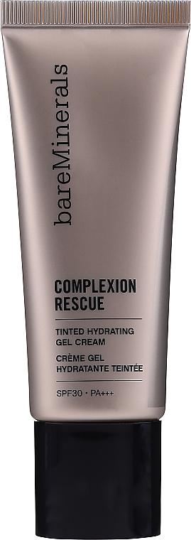 Feuchtigkeitsspendende Gel-Creme mit Tönungseffekt - Bare Escentuals Bareminerals Complexion Rescue Tinted Hydrating Gel Cream