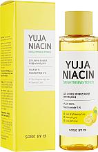 Düfte, Parfümerie und Kosmetik Aufhellendes Gesichtstonikum mit Yuja-Extrakt - Some By Mi Brightening Toner