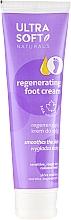 Düfte, Parfümerie und Kosmetik Regenerierende und glättende Fußcreme - Ultra Soft Naturals Regenerating Foot Cream Smoothes