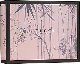 Düfte, Parfümerie und Kosmetik Gucci Gucci Bamboo - Duftset (Eau de Parfum 50ml + Körperlotion 100ml)