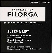 Düfte, Parfümerie und Kosmetik Straffende Nachtcreme mit Lifting-Effekt - Filorga Sleep & Lift Ultra-lifting Night Cream