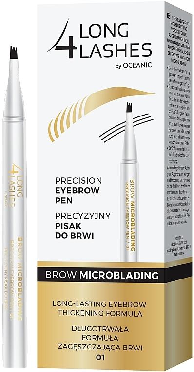 Langanhaltender Augenbrauenstift - Long4lashes Precision Eyebrow Pen