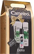 Düfte, Parfümerie und Kosmetik Haarpflegeset - Delia Cosmetics Cameleo (Haarshampoo 250ml + Haarspülung 200ml + Trockenshampoo 50ml)